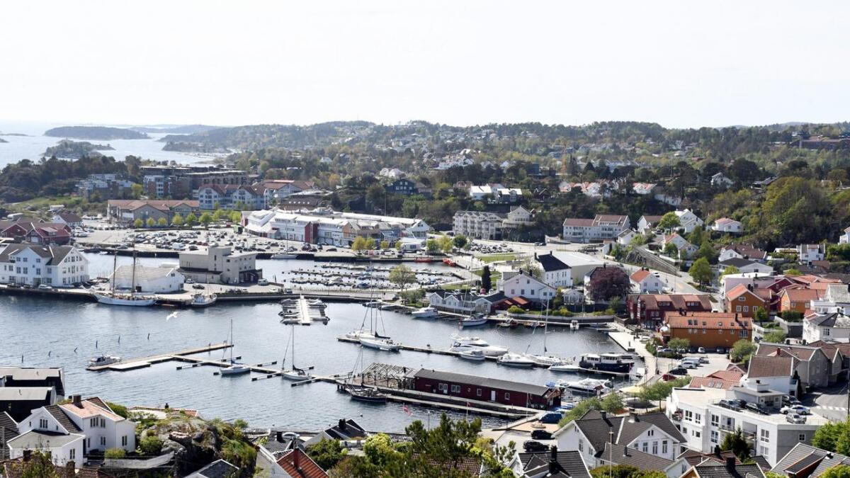 Knut Brautaset er bekymret for konsekvensene av utbyggingsplanene på Odden, Torskeholmen og Gundersholmen.