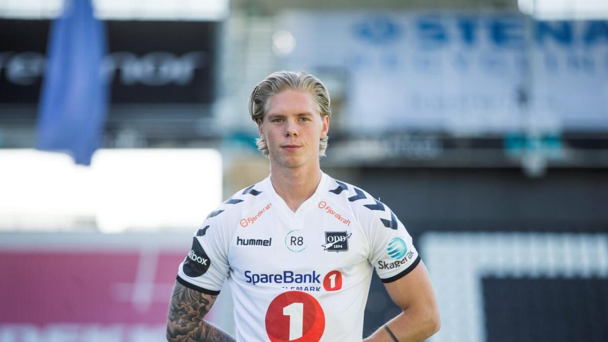 Andre Sødlund er trolig på vei til Ull/Kisa