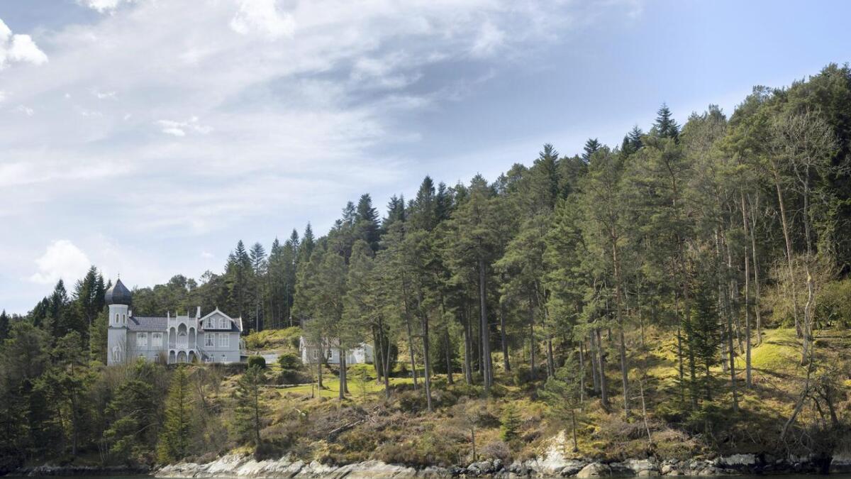 Opplevingsturane til Lysøen var sterkt medverkande til rekordbesøket på Lysøen i 2017.