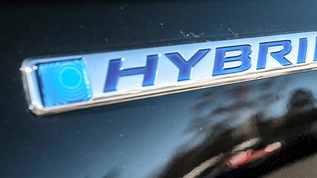 CR-V er kanskje Hondas viktigste modell, og det forsterkes nok når den ny kommer som hybrid.