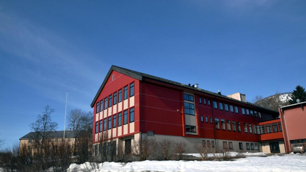 Står sammen for å bevare utdanningstilbud som her i Kleiva og i Øksnes.