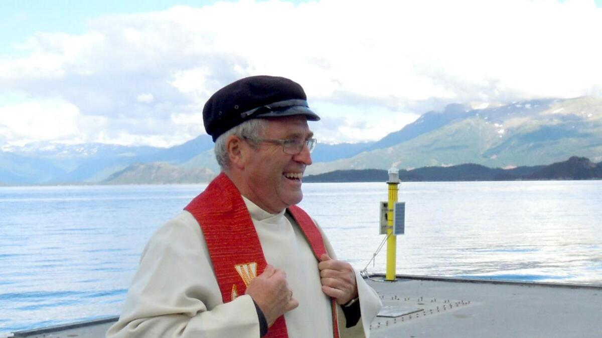 Reidar Ådnanes svarer ein anonym brevskrivar om vigsel av likekjønna.