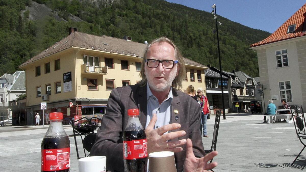 Bjørn Sverre Birkeland (Sp).