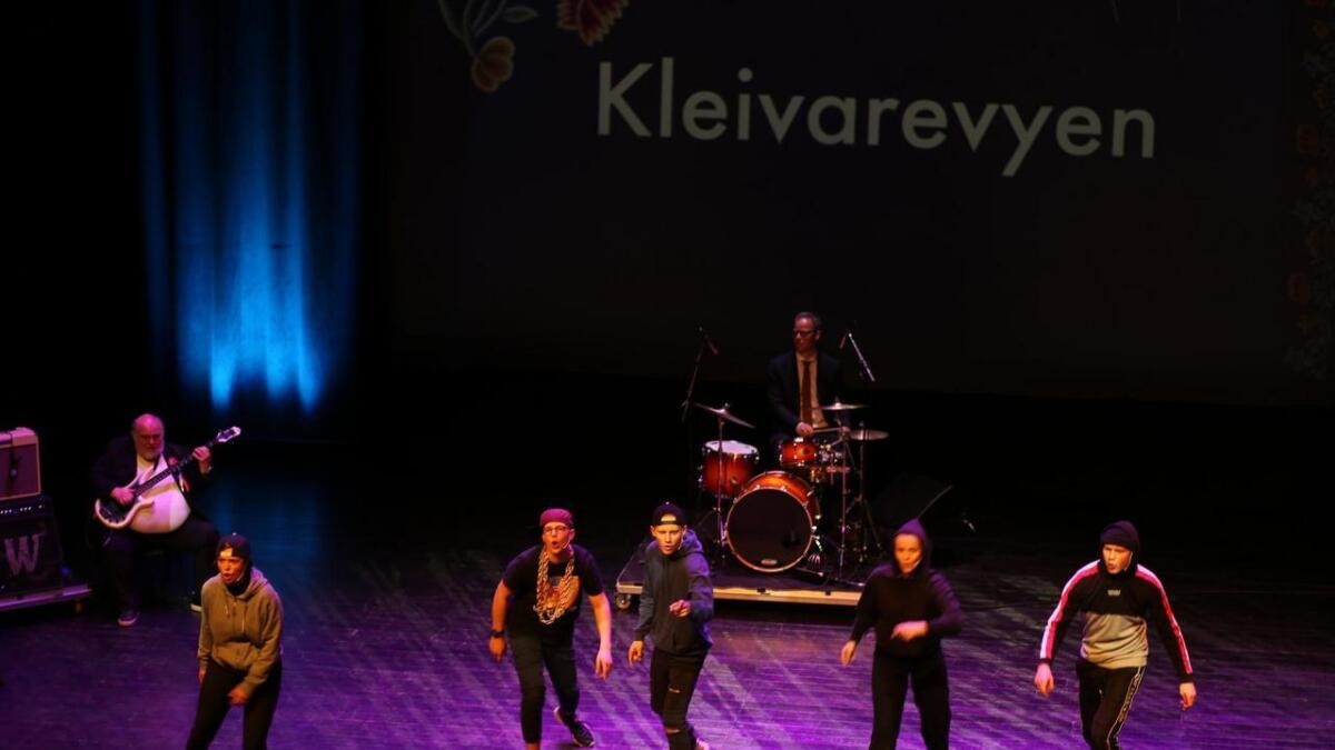 Kleiva-revyen
