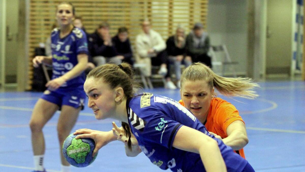 Susanne Pettersen scoret seks mot Ålgård II.