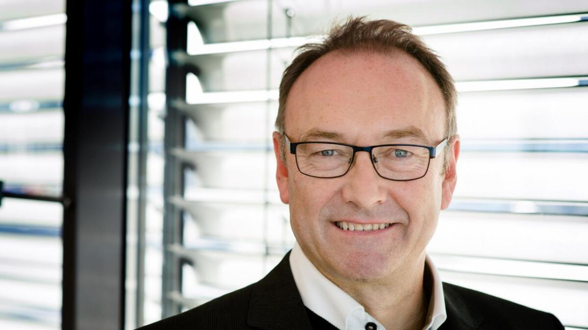 Pressesjef Knut Morten Johansen i SAS advarer mot spam som spres i flyselskapets navn.