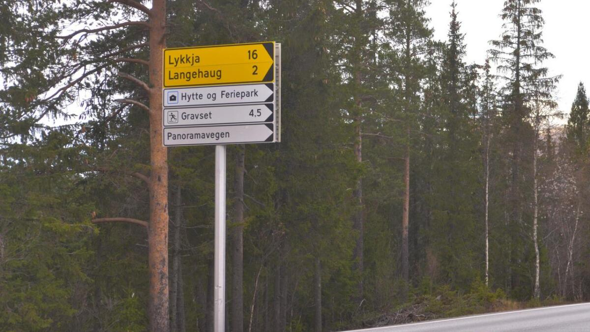 Eit strekke på Panoramavegen frå Hemsedal til Valdres kan bli nedklassifisert.