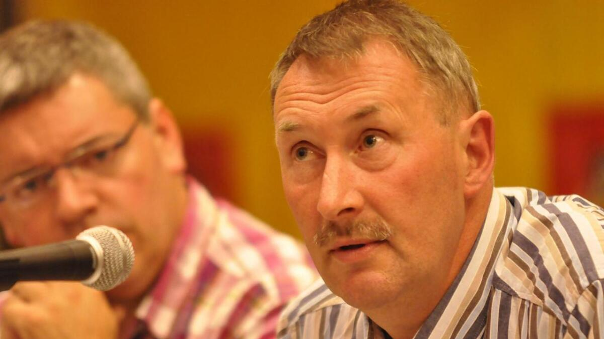 Sammy Olsen i Senterpartiet på Bømlo blir ordførar i kommunen.