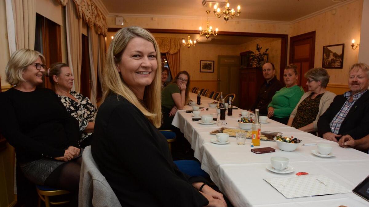 Laila Karlsen Taraldlien er ein av ni Sp-representantar i kommunestyret i Tokke dei neste fire åra.