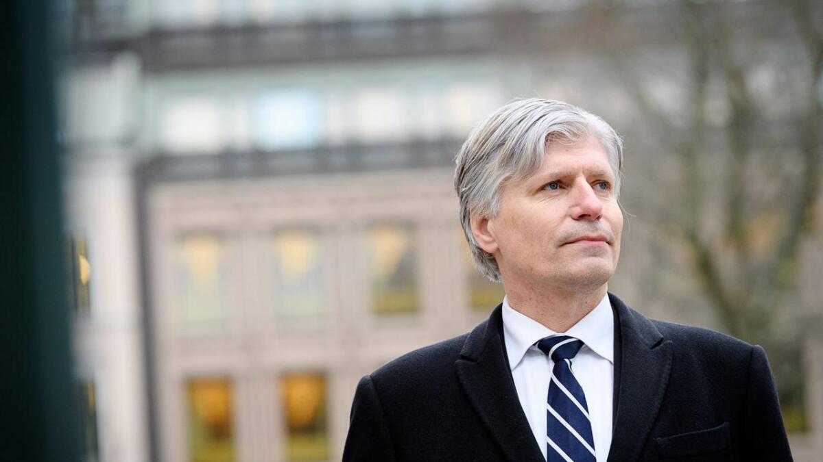 Klima- og miljøminister Ola Elvestuen (V) har bestemt at vindmølla på Heinseter skal få stå.