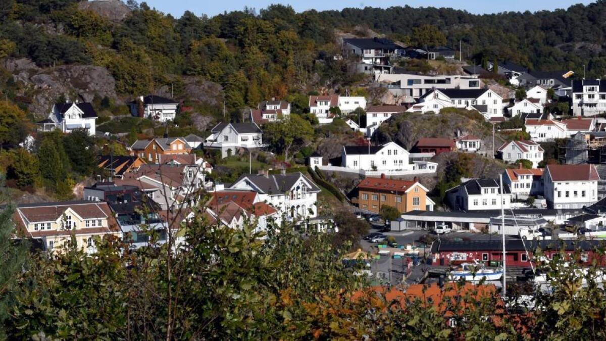 En gruppe Høyre-kandidater i Grimstad argumenterer i dette innlegget mot eiendomsskatt.