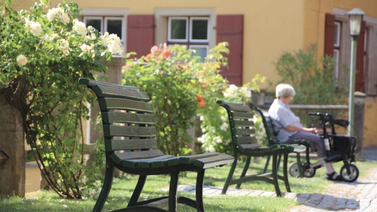I Bømlo kommune bur 14,5 prosent av alle over åtti år på sjukeheim. Snittet for heile Noreg er 12,4 prosent.