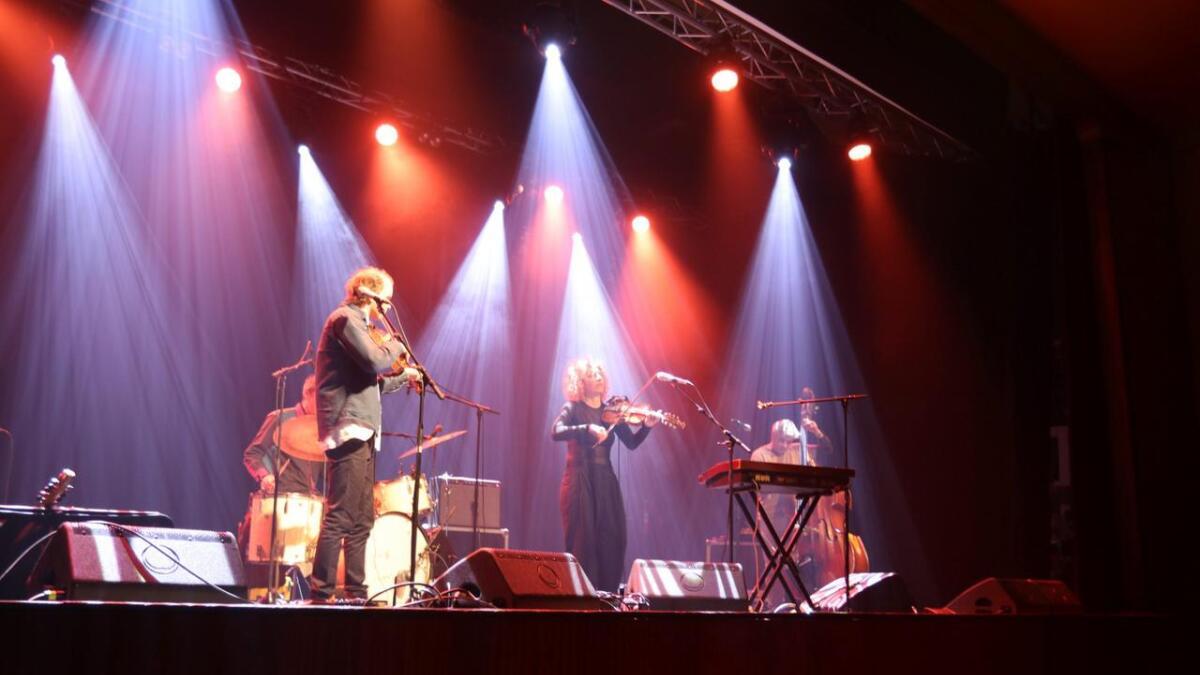 Valkyrien Allstars synte at dei har kome på eit nivå godt forbi der dei starta med det fyrste albumet i 2007.