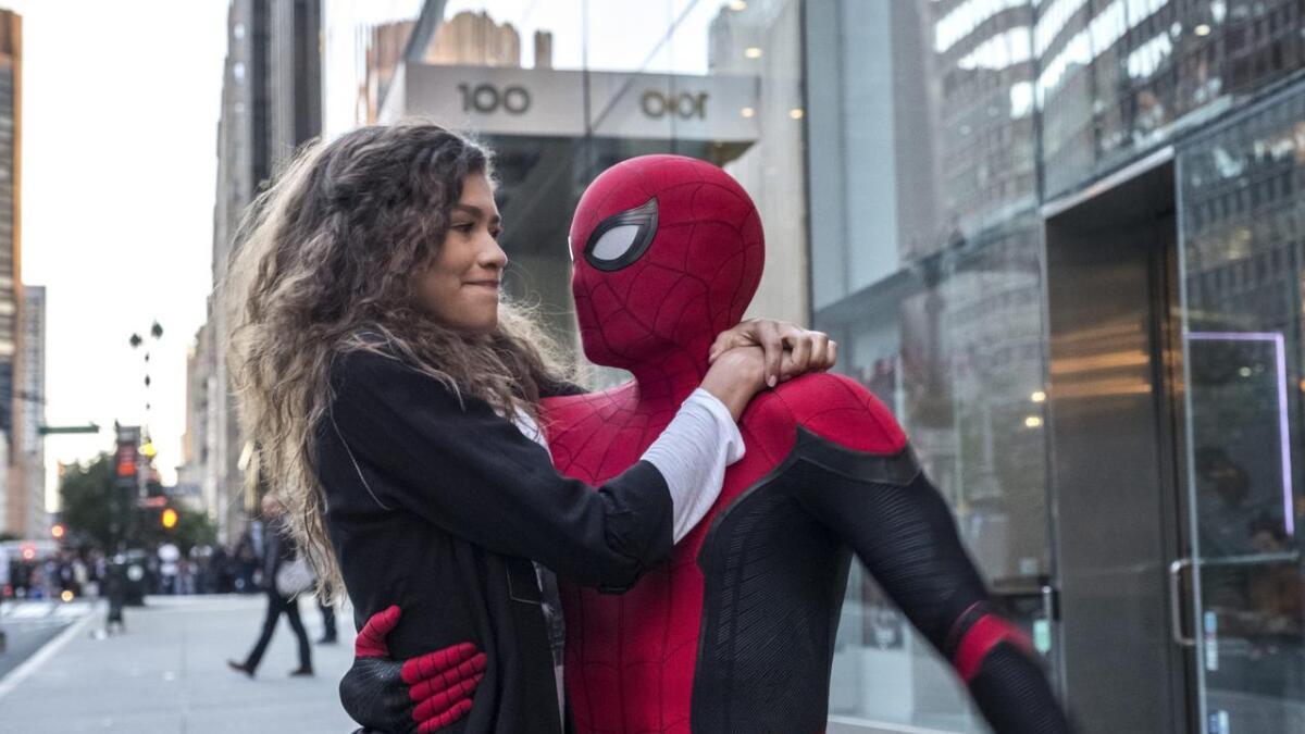 Spider-Man er fortsatt populær. «Far from home» var nummer to på kinotoppen både i Skien og Porsgrunn.