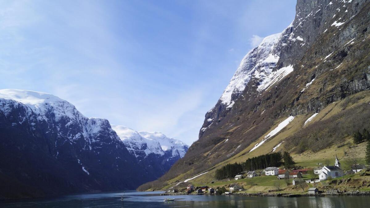 Vossapolitikarane vil ta vare på fjorden i Aurland.