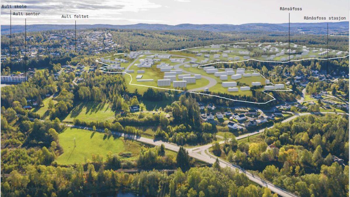 Statens vegvesen har innsigelse mot en del av denne utbyggingen som Block Watne planlegges på Rånåsfoss. Området ligger imidlertid inne i kommuneplanen for Sørum, vedtatt i 2015, og da hadde ikke Vegvesenet innsigelse.