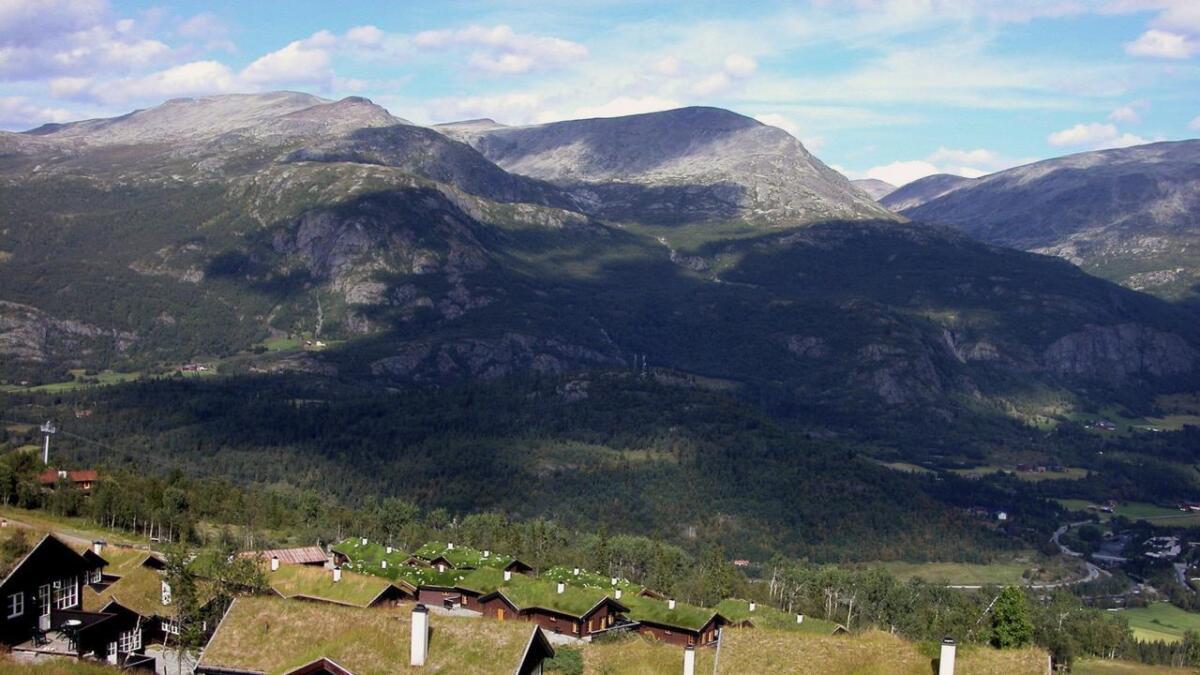 Marknaden for hytter på høgfjellet har ein nedgang i talet på sal, samanlikna med same periode i fjor.