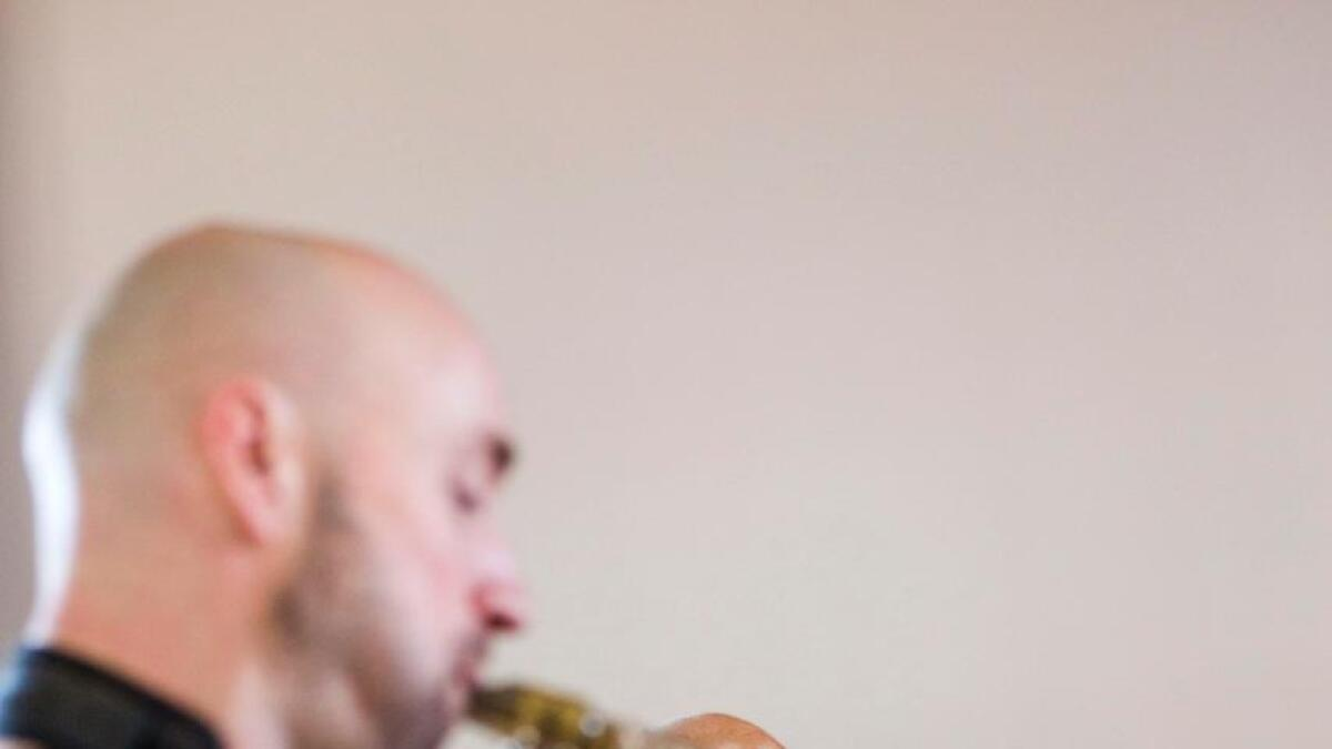 Mattias Ståhl, vibrafonist og langrennselskar – helst utanfor dei preparerte løypene.