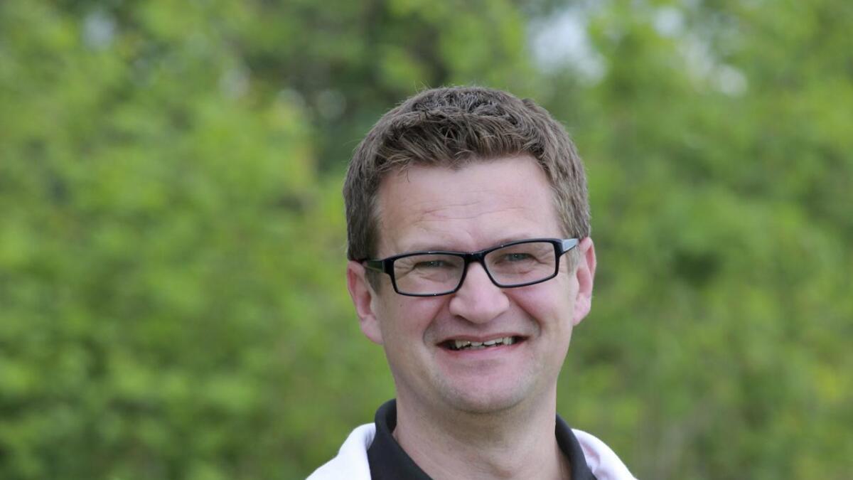 Morten Helland frå Bømlo KrF.