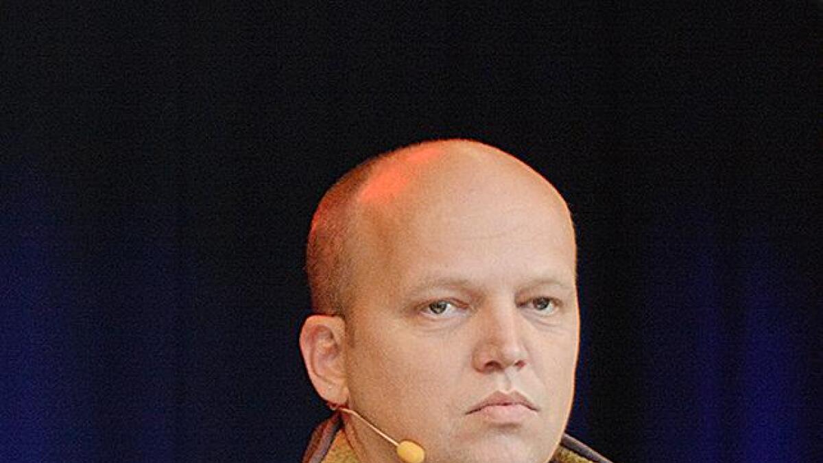 Sp-leiar Trygve Slagsvold Vedum.