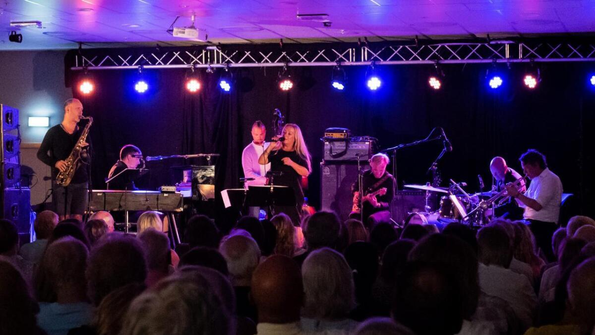 Inger Marie Gundersen dro masse publikummere til jazzscenen til hennes releasekonsert.