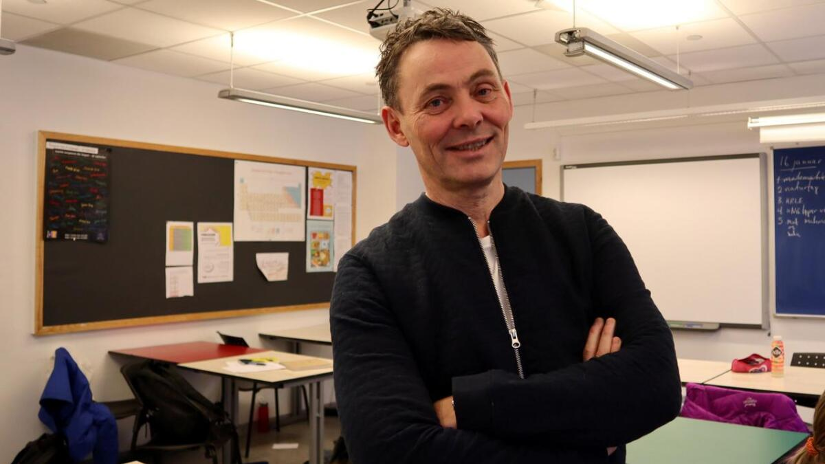 Rektor Oddvar Haslemo ved Lyngmyr ungdomsskole i Tvedestrand, forsikrer at skolen tar den høye svarprosenten om mobbing på alvor. Men har ikke fått inn noen mobbesaker fra elever på trinnet.