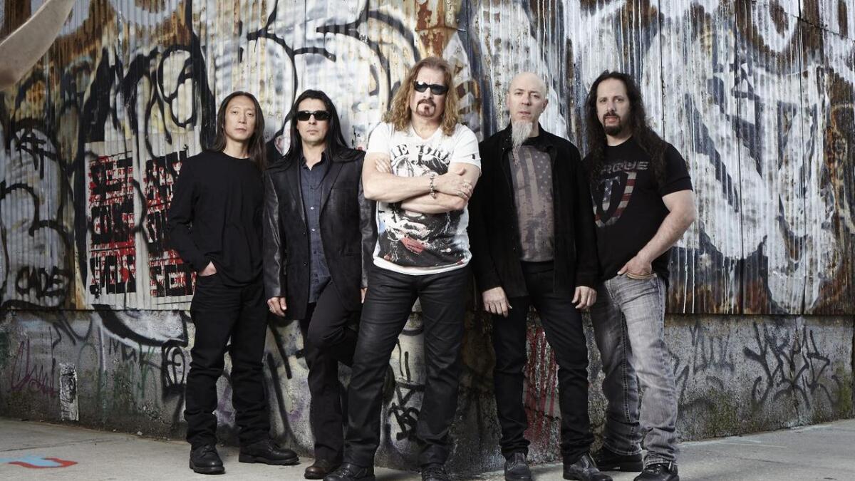 Progmetallbandet har solgt mer enn tolv millioner album på verdensbasis.