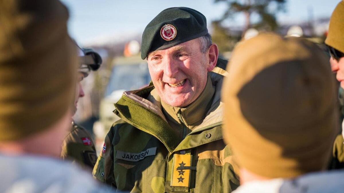 For to uker siden holdt generalløytnant Rune Jakobsen, sjef ved Forsvarets Operative Hovedkvarter (FOH), et foredrag ved Nord Universitet i Bodø. Der svarte han blant annet på spørsmål om Andøya.