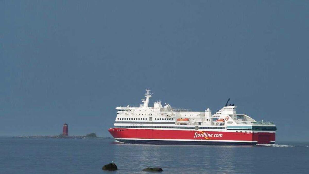 Den nye taxfree-butikken på MS Oslofjord blir verdens største på en dagferje.