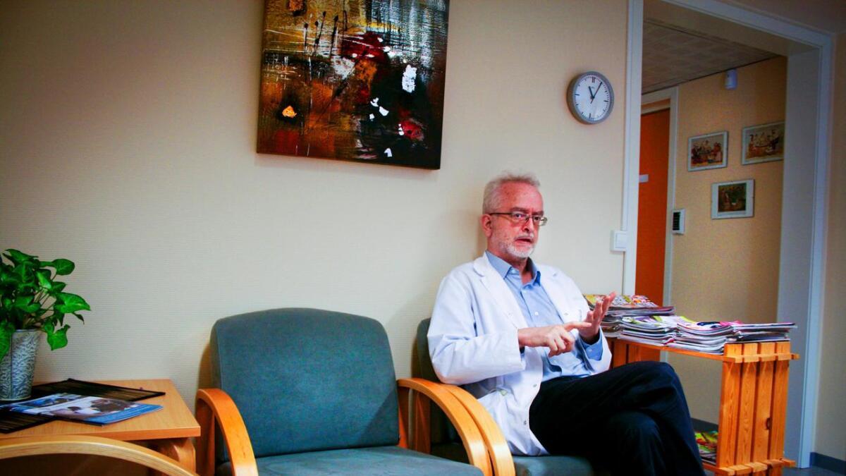 Gunnar Hetland listar opp ei rekkje argument for at legekontoret i Granvin bør haldast oppe. – Jeg har oppdaget at sentraliseringskreftene i Voss kommune/herad er svært sterke, skriv han.