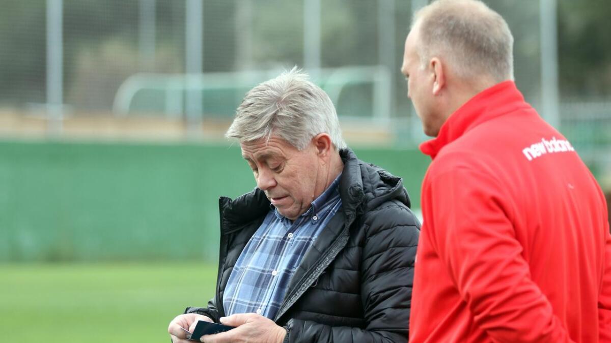 Tore Andersen hadde forespørsler om Odd-spillere, men endte ikke opp i et såkalt deadline day-drama.