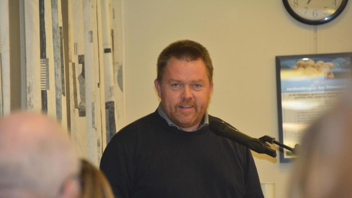 Bjørn Nordskog (Sp).