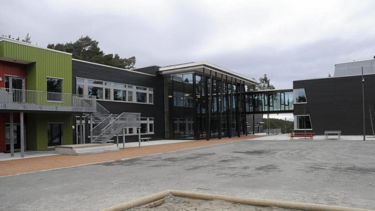 Politiet etterforskar ei valdsepisode på Moster skule