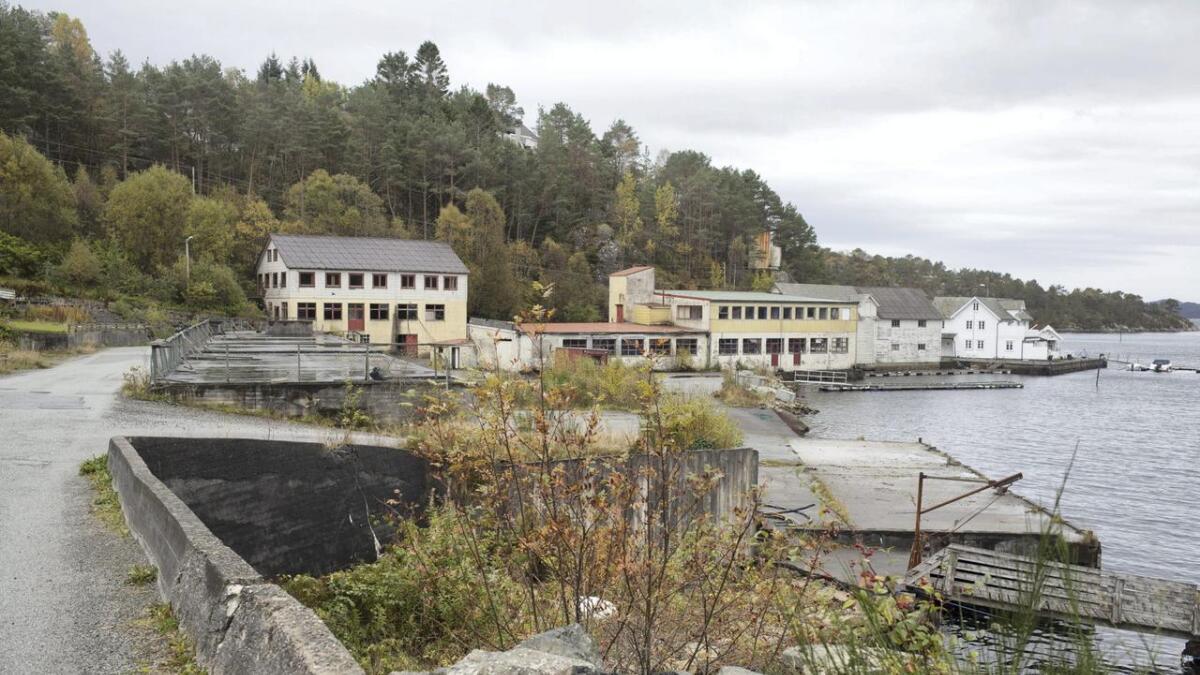 Fitjar kommune pålegg Koløy Terrasse å sikra det gamle forretningsbygget til Isak Koløyen. Selskapet svarar med at dei vil riva bygget.