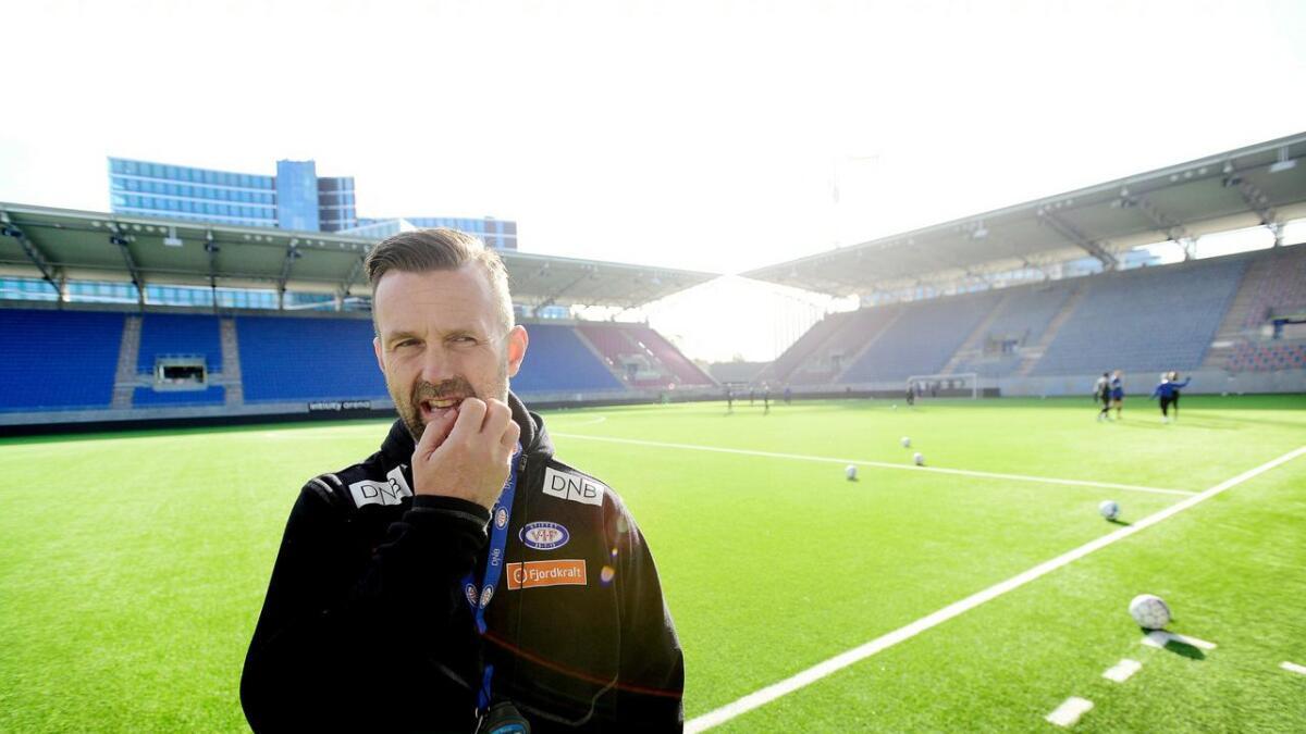 Ronny Deila og Vålerenga spiller lørdag mot Odd.