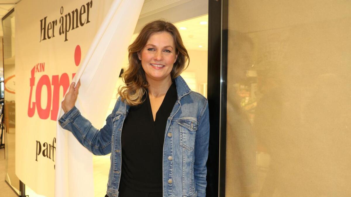 Skineskvinnen Nina Skåne åpner parfymeriet Skin Tonic på Lietorvet i starten av juni.