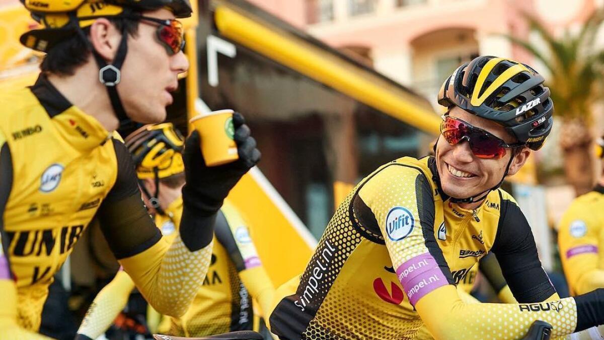 Amund Grøndahl Jansen kjemper om seieren i etapperitt i Dunkerque. De to siste av seks etapper går i helgen.