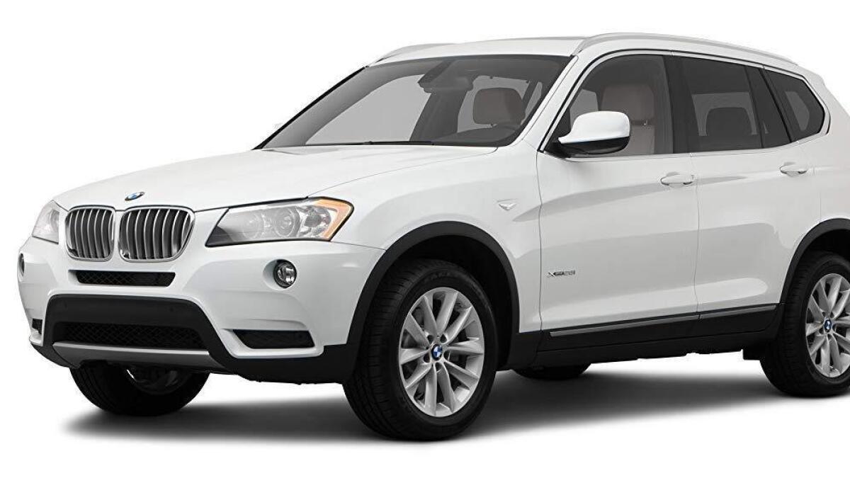 Da årsmodellen på bruktbilen han nettopp hadde kjøpt, en BMW X3, viste seg å være feil, ble kjøperen så forbanna at han nektet å betale de avtalte 225.000 kronene for bilen. Nå er han dømt til å betale, men slipper med 10.000 kroner.