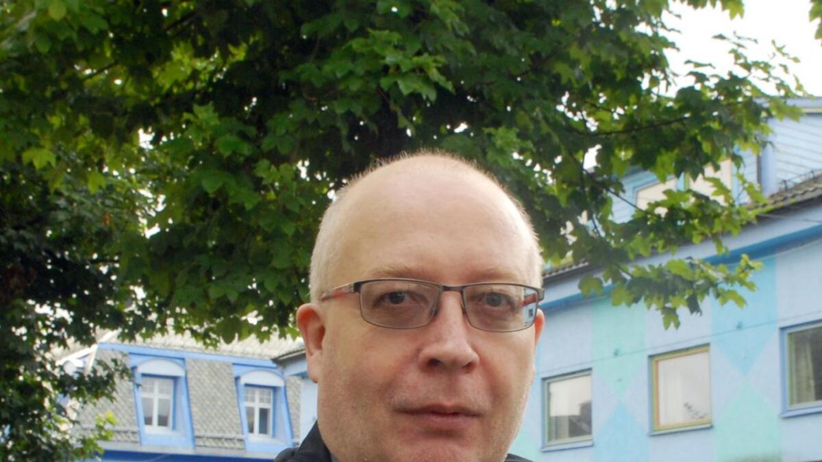 Arnt Elling Hanssen.