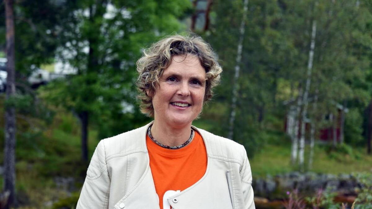 Ruth Kylland Martinsen og felleslista til SV og MDG fikk 6,8 prosent av stemmene i Birkenes.