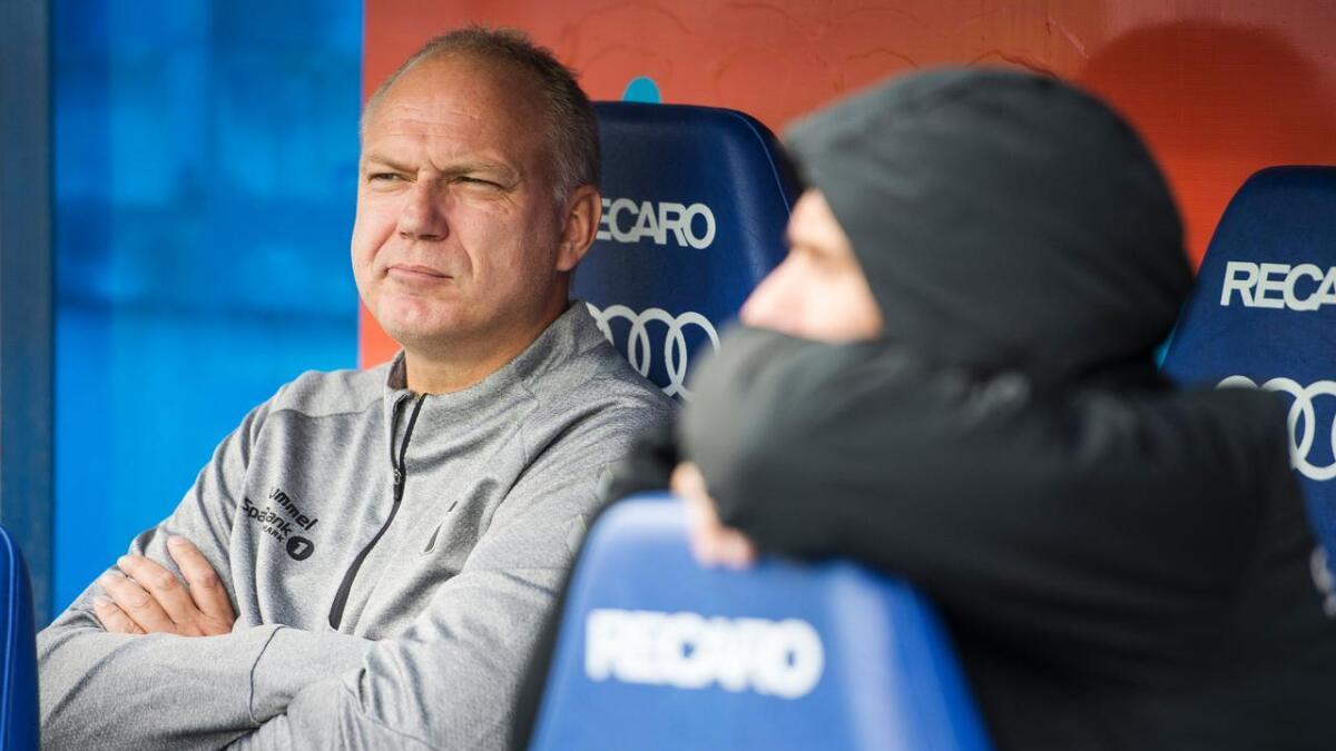 Odd leverte langt under pari borte mot Viking. Odd-trener Dag-Eilev Fagermo var tydelig skuffet etter kampen.   8