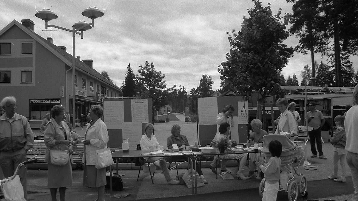 Vennesla, Vest Agder, Norway  Foto tatt/Date taken: 22.08.1987  Ref: VBIB-0455    Arkivskapers hjemmeside/Creators website:      Høyere oppløsning og bestilling/High-resolution and ordering:  Besøk/Visit www.dbva.no -     Digitale bilder i Agder/Digital images from Agder