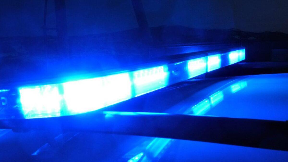 Ein mann frå Hallingdal var innblanda i ein kollisjon i Kongsberg torsdag.