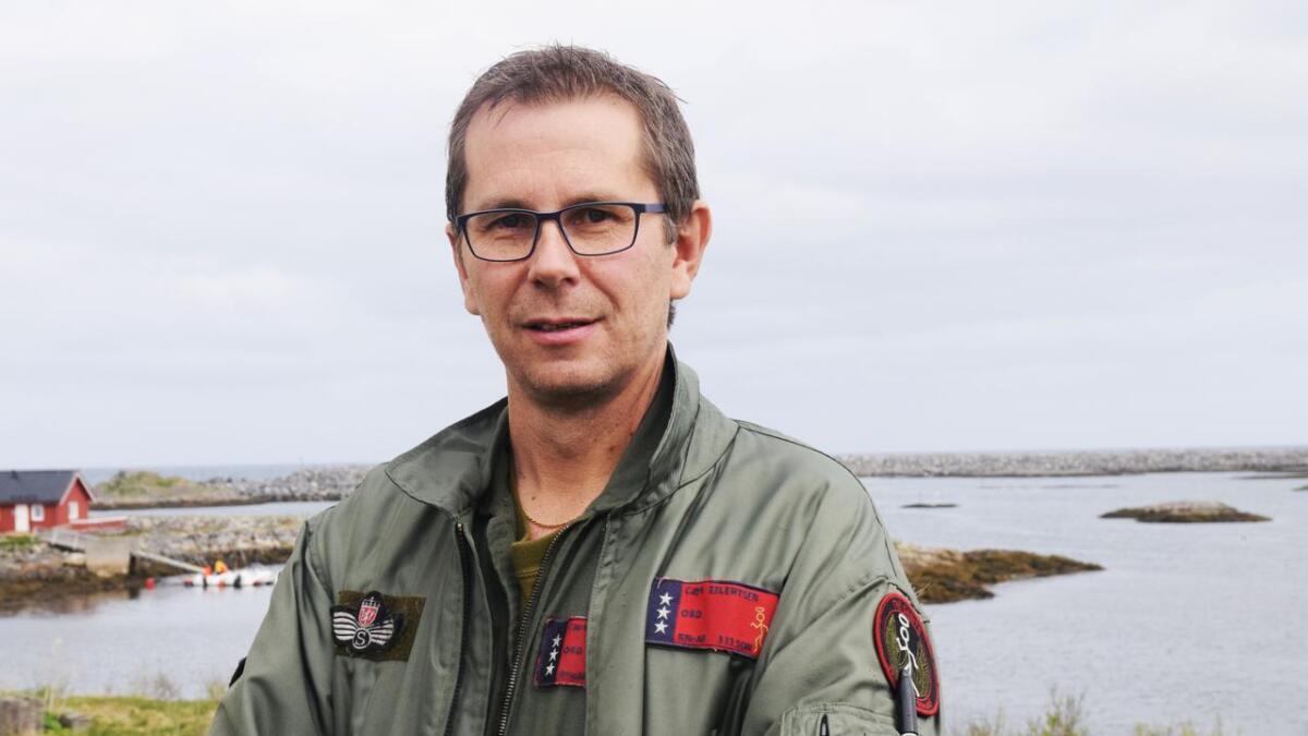 – Planverket for alliert mottak skulle etter planen komme i forbindelse med statsbudsjettet i oktober 2018. Vi venter fortsatt, sier en utålmodig Stein-Håkon Eilertsen i NOF.