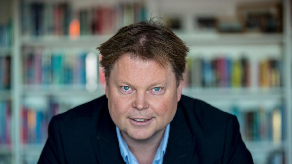 – Den aller største endringen jeg har gjort i forhold til kosthold er å slutte med brus, jeg drakk mye brus før, sier Jørn Lier Horst.