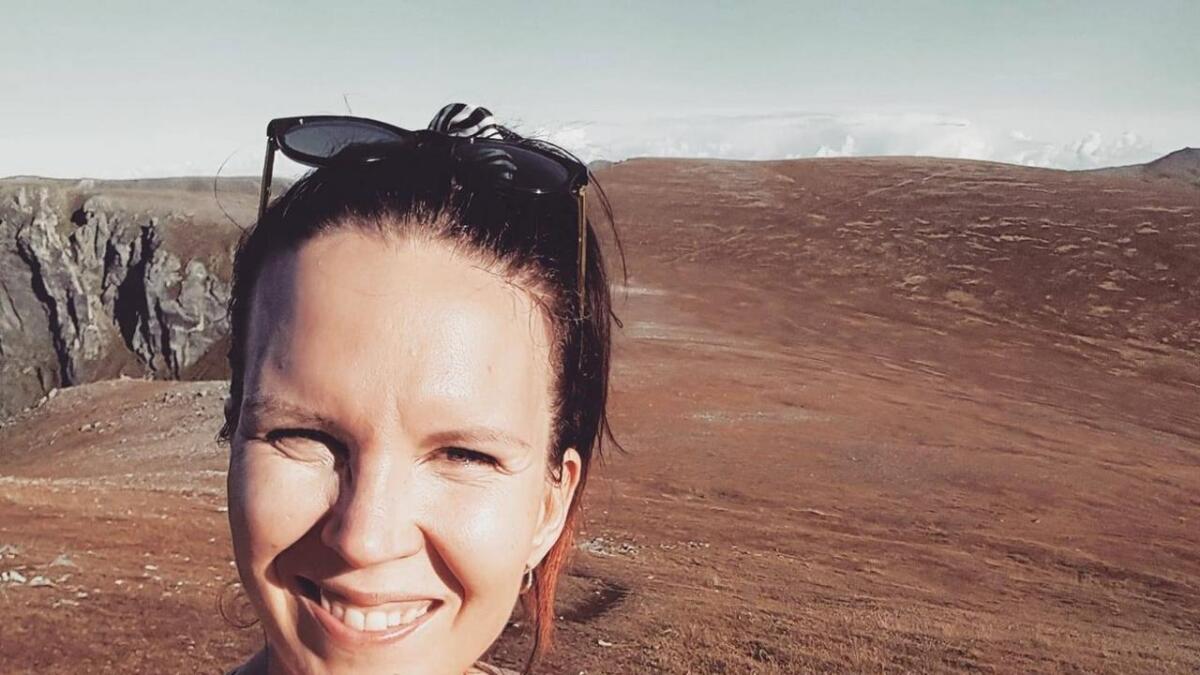 Mikaela Backman.