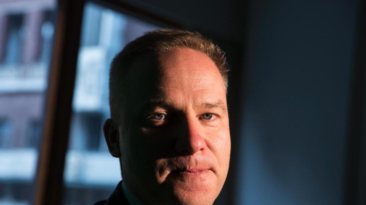 Ytringsfrihetsforbundet ledes av Resett-sjef Helge Lurås.