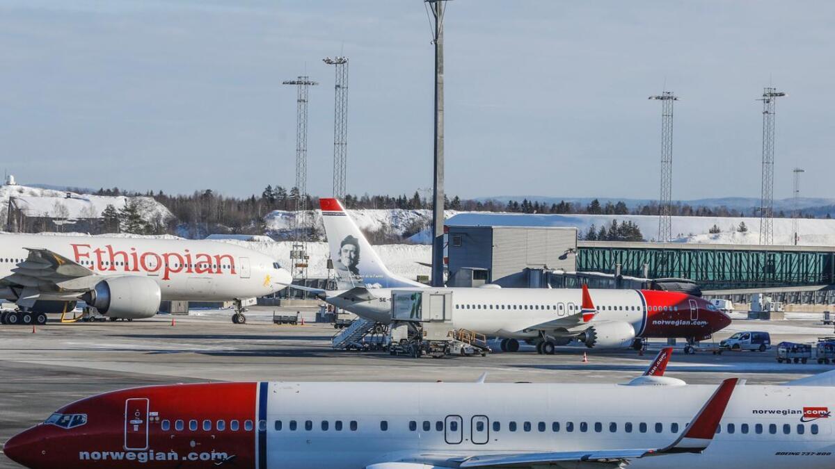 346 mennesker mistet livet i to ulykker der flytypen Boeing 737 MAX 8 i oktober i fjor og i mars i år. Etter den siste ulykken ble flytypen satt på bakken av luftfartsmyndigheter over hele verden.