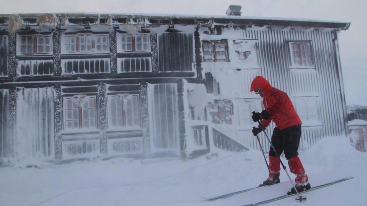 Nå er det ledig jobb som daglig leder på Haukeliseter fjellstue.