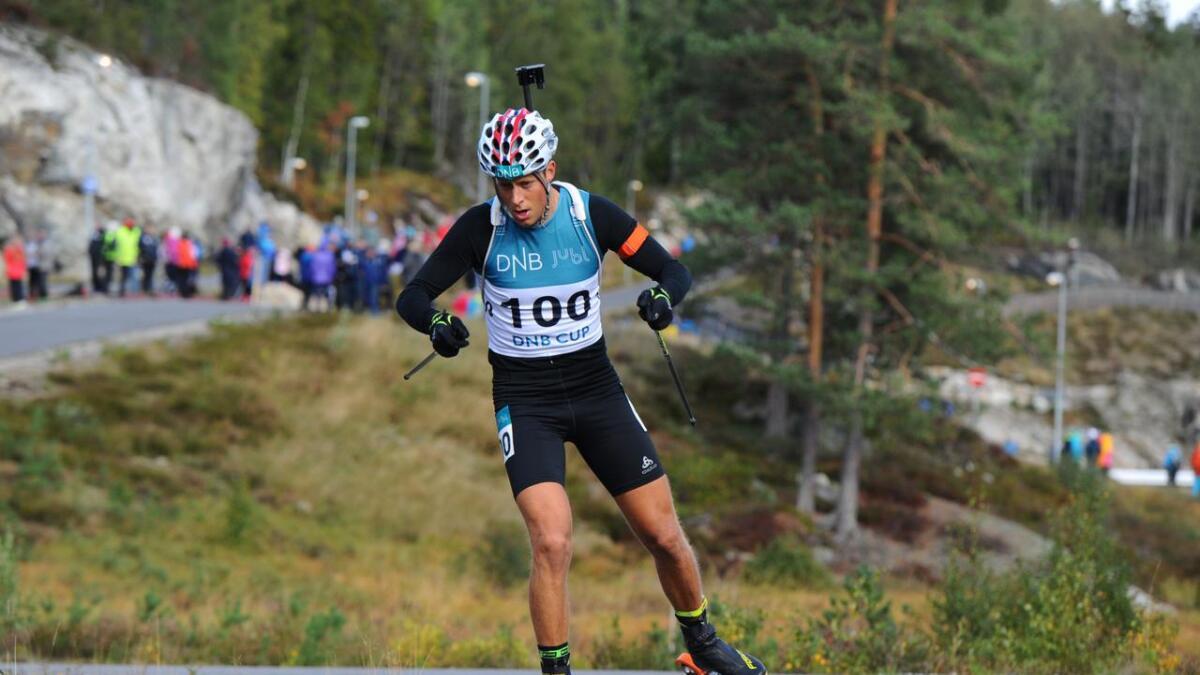 Lars Helge Birkeland.